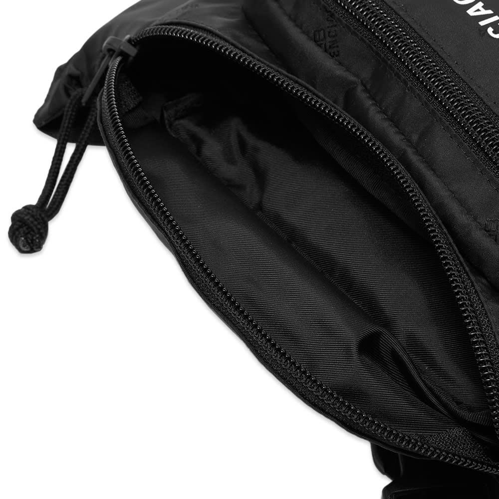 Balenciaga Expandable Belt Bag - Black & White