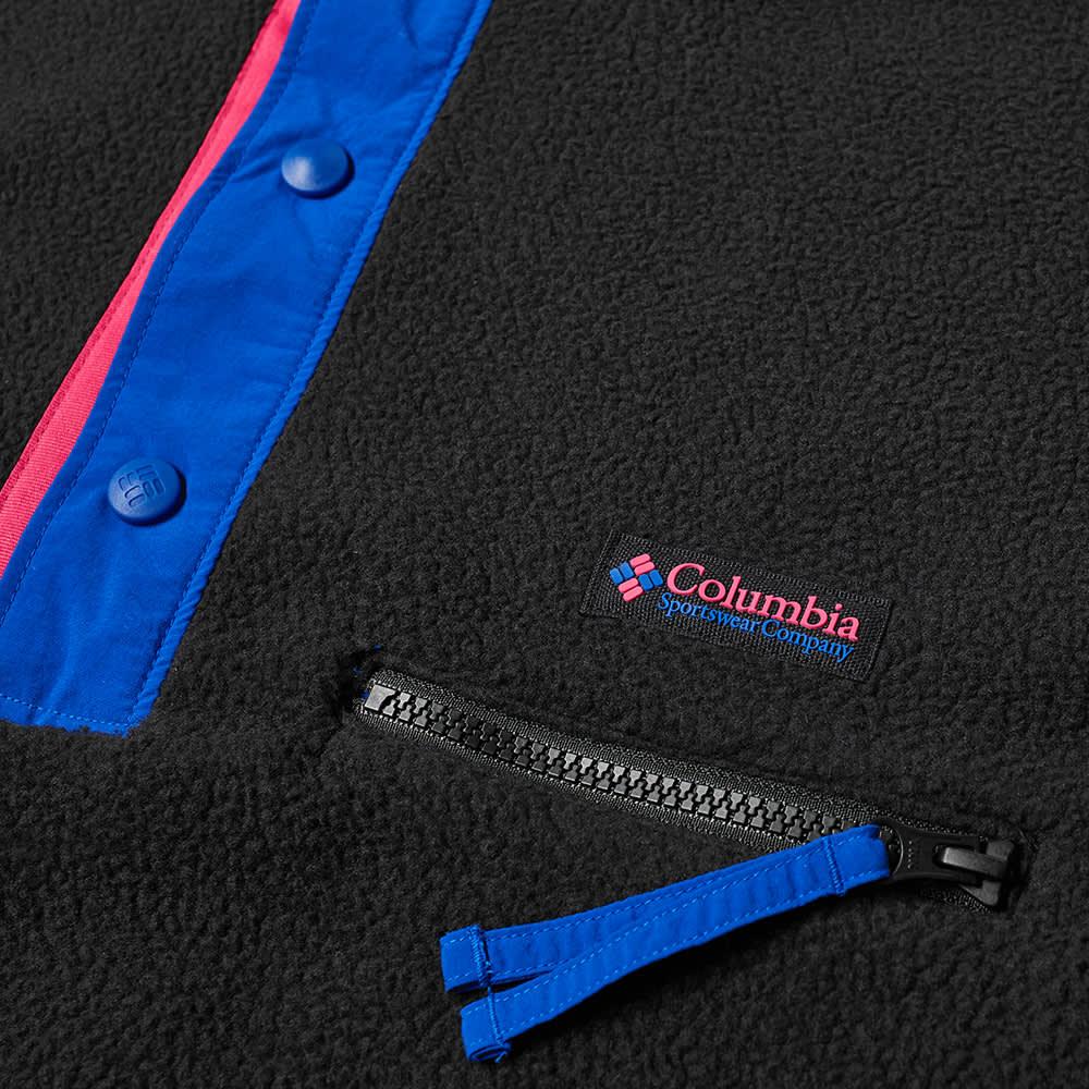 Columbia Helvetia™ Half Snap Fleece - Black