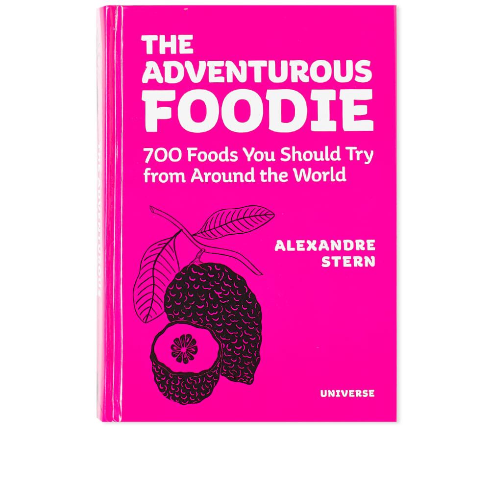 The Adventurous Foodie - Alexandre Stern
