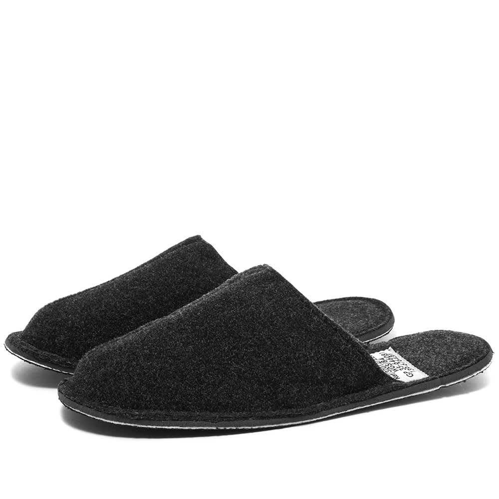 Puebco Slipper - Dark Grey