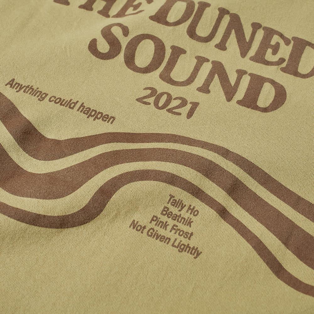 Nonnative The Dunedin Sound Dweller Tee - Olive
