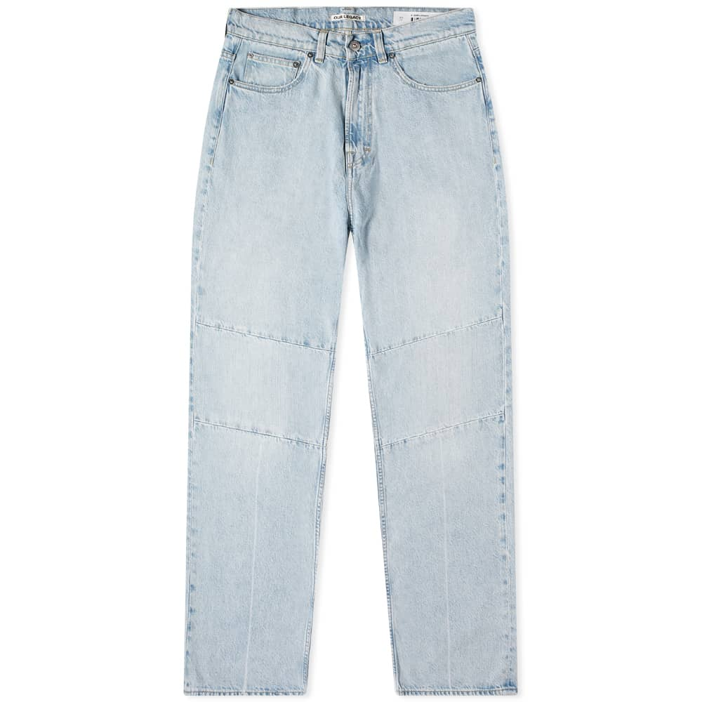 Our Legacy Extended Third Cut Jean - Superlight Wash
