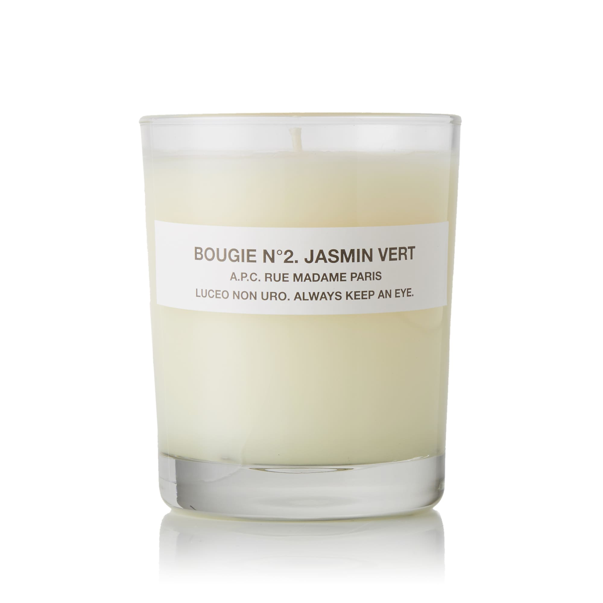 A.P.C. Candle No.2 - Green Jasmine