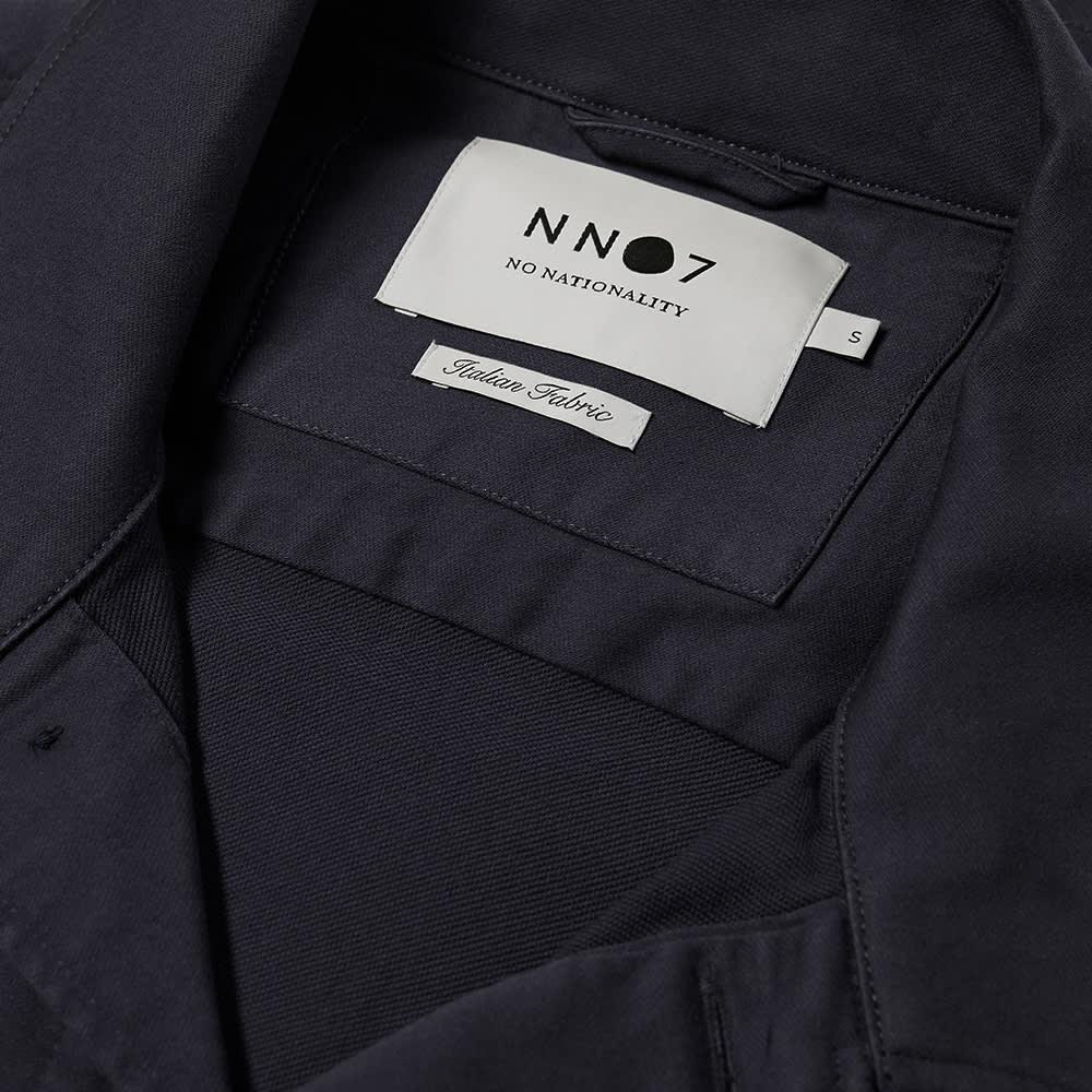 NN07 Bernie Utility Jacket - Navy Blue