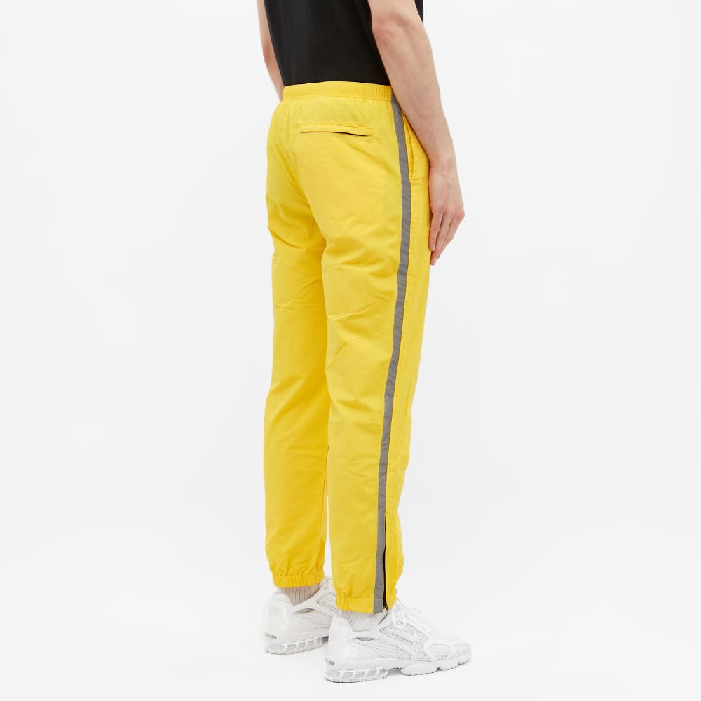 PLACES+FACES Reflective Tape Track Pant - Yellow