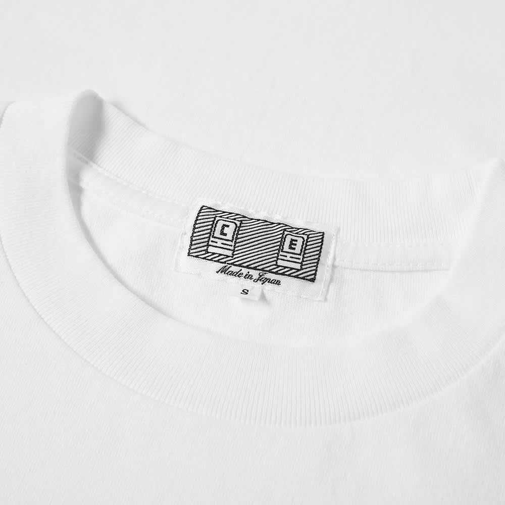 Cav Empt Long Sleeve Pack Tee - White