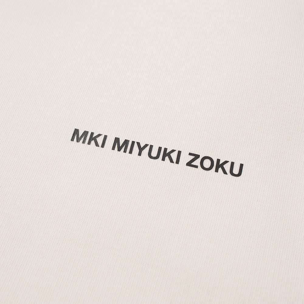 MKI Vinyl Logo Crew Sweat - Pink