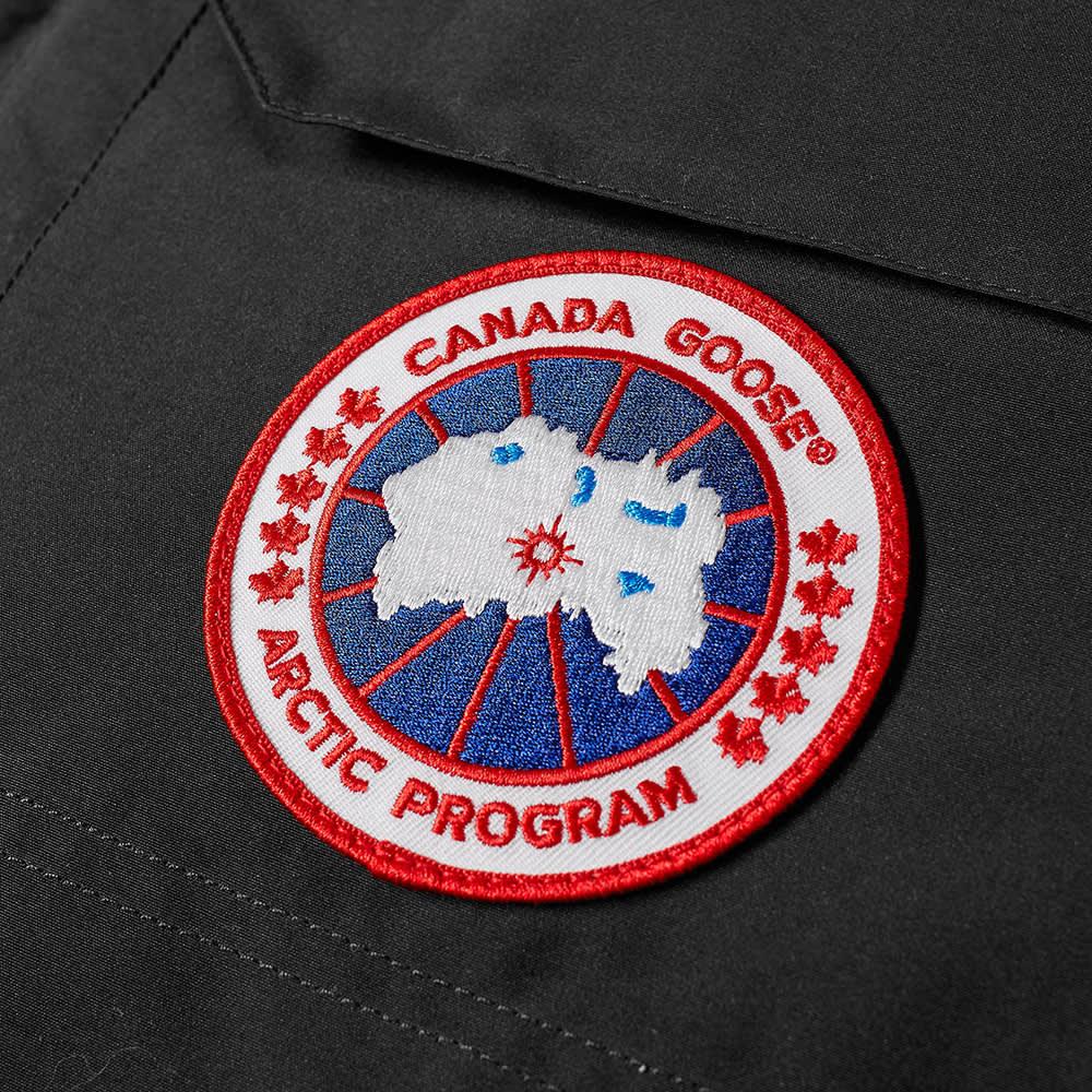 Canada Goose Expedition Parka - Black