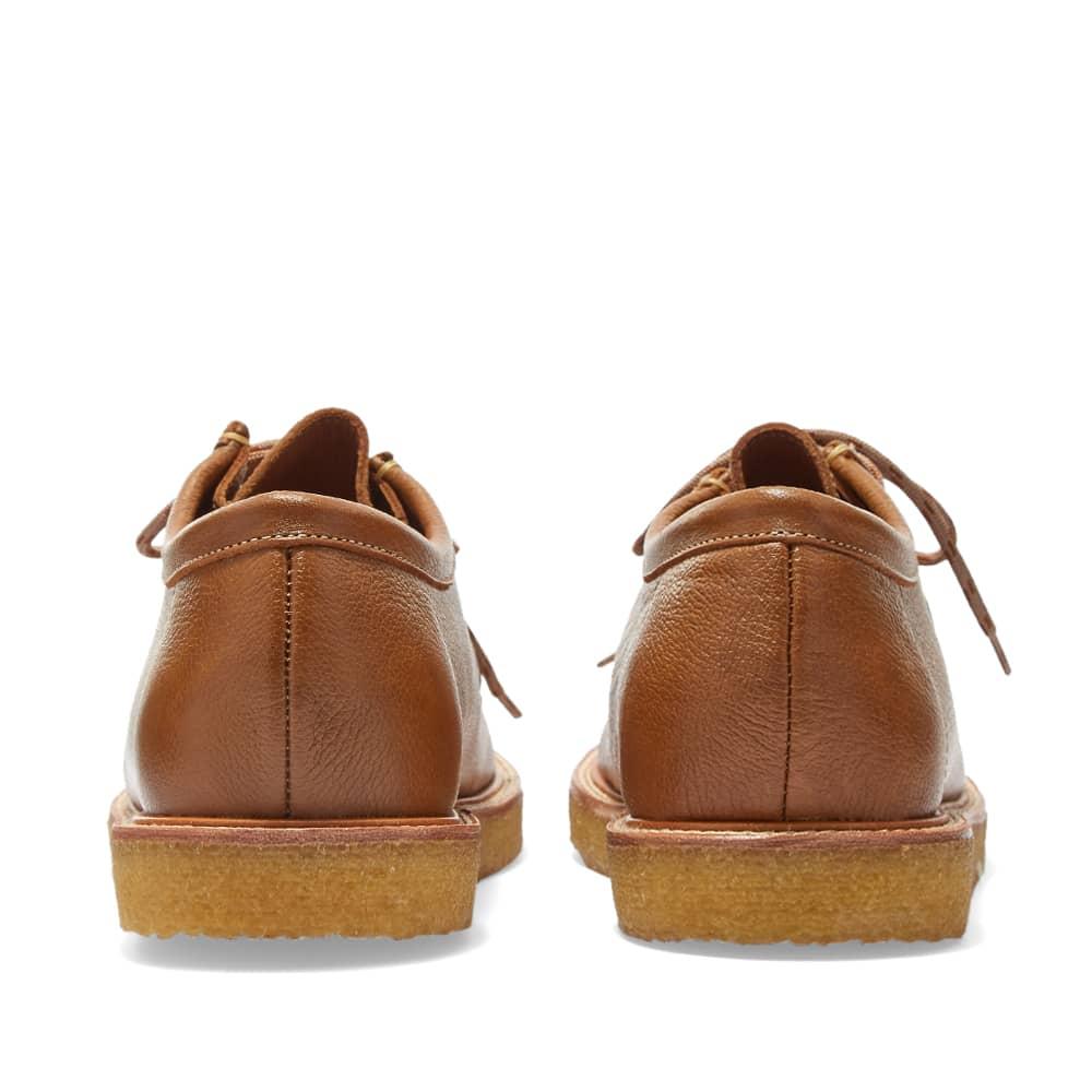 Wild Bunch Wally Shoe - Tan Leather