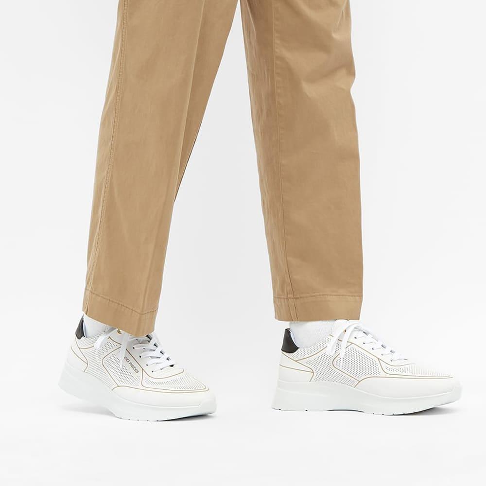 Filling Pieces Moda Jet Dax Sneaker - White