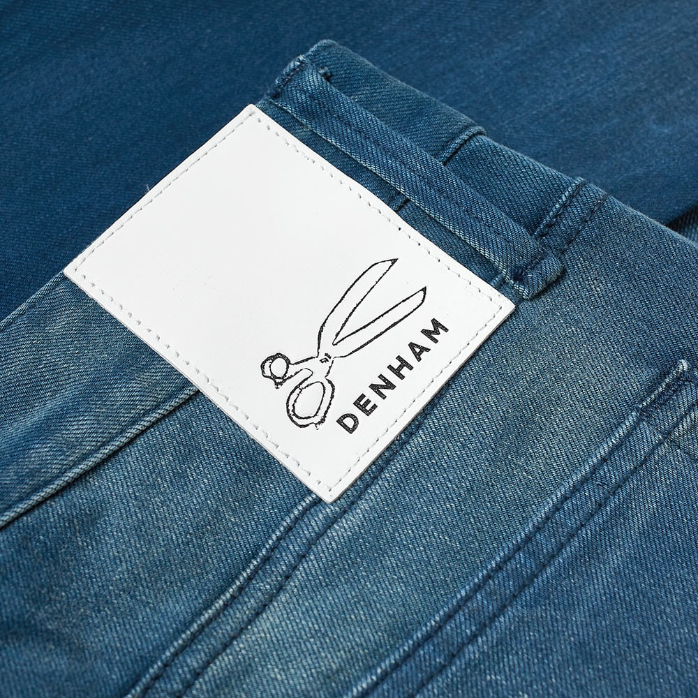 DENHAM Bolt Skinny Fit Jean - Blue