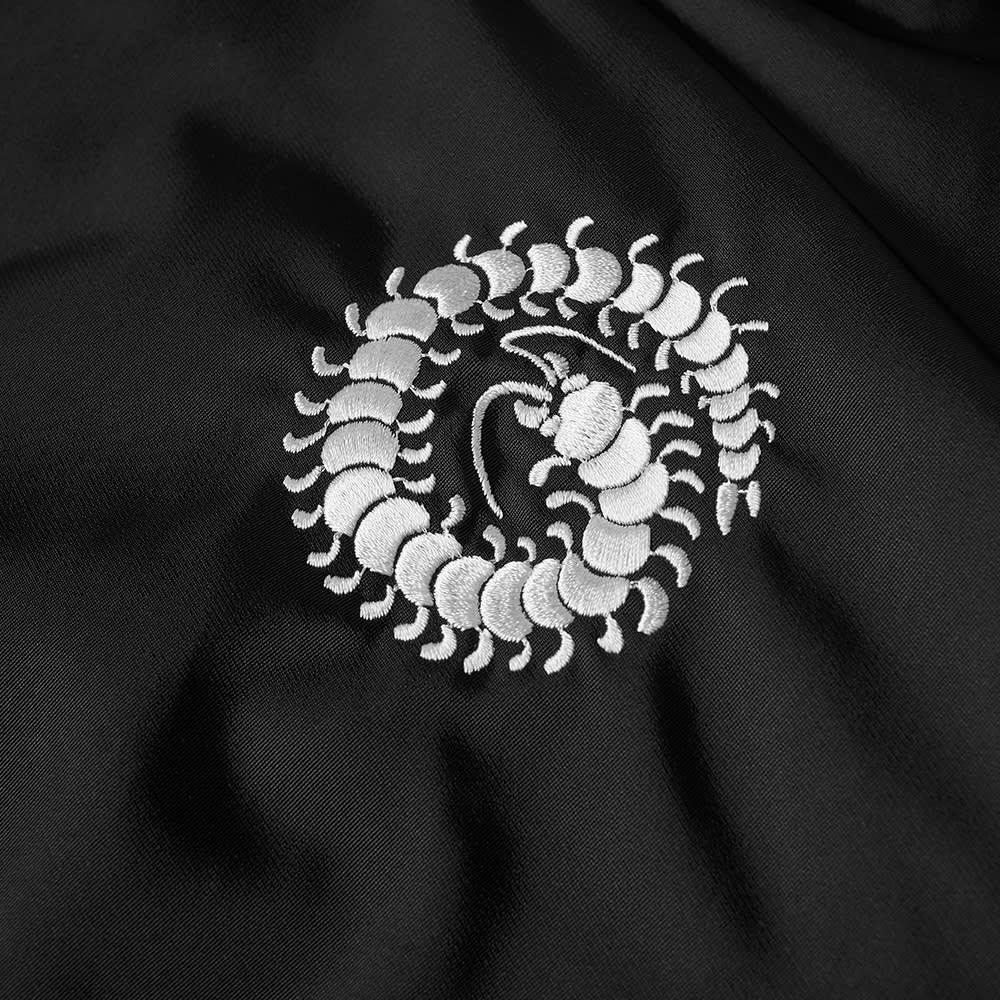 Undercover Fishtail Parka - Black