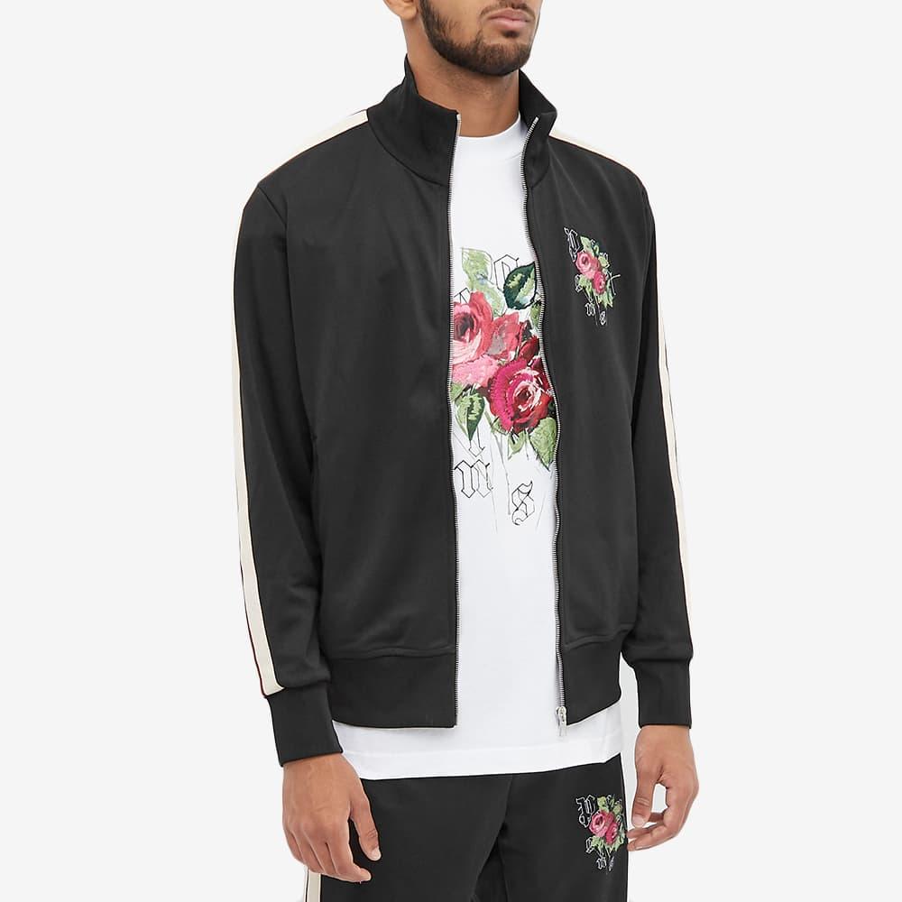 END. x Palm Angels Rose Track Jacket - Black