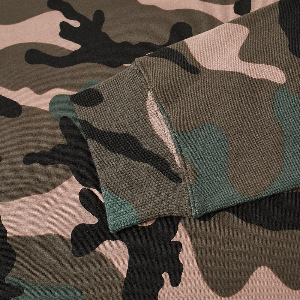 Valentino x Undercover Camo UFO Sweat - Army & Multi