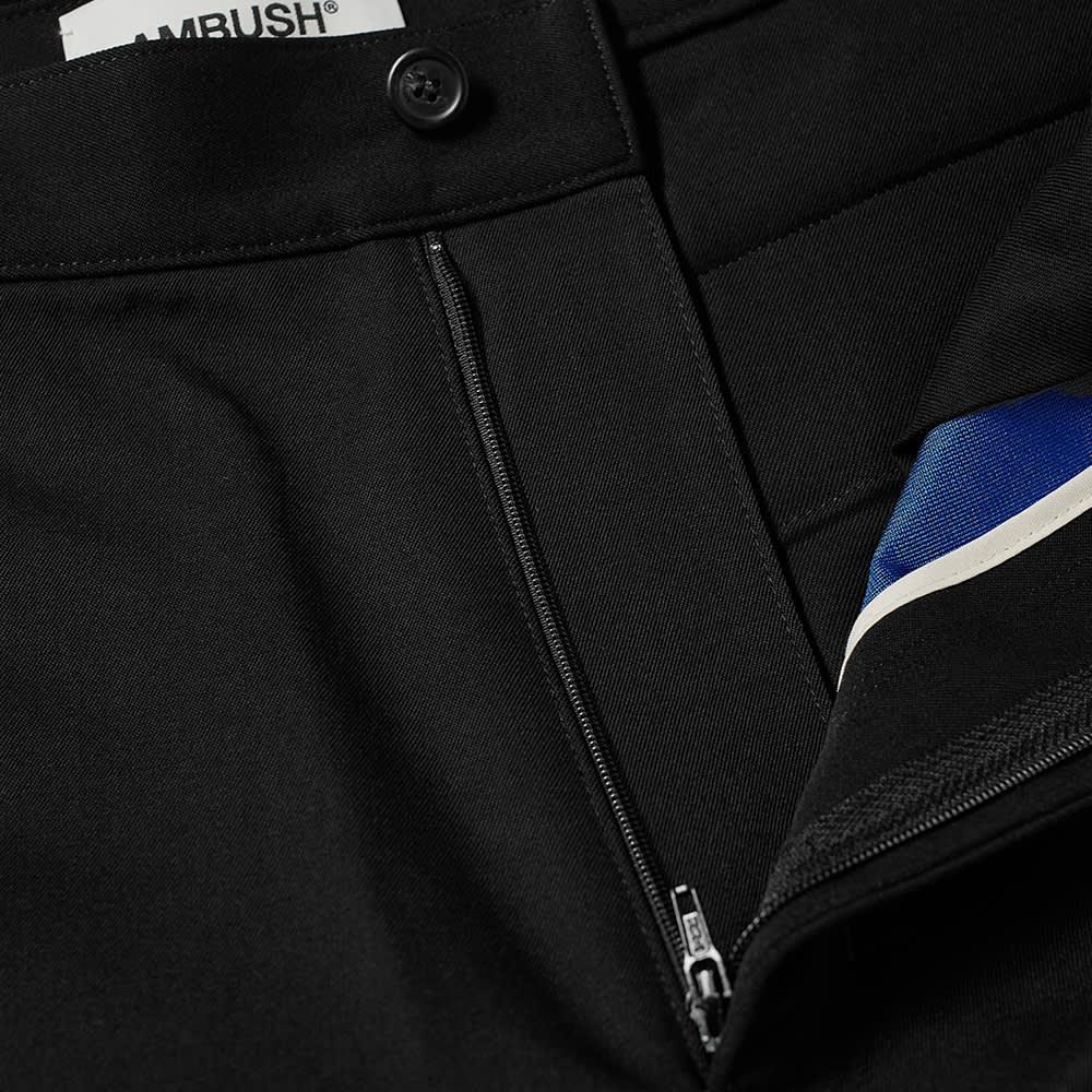 Ambush Side Stripe Pant - Black & Blue