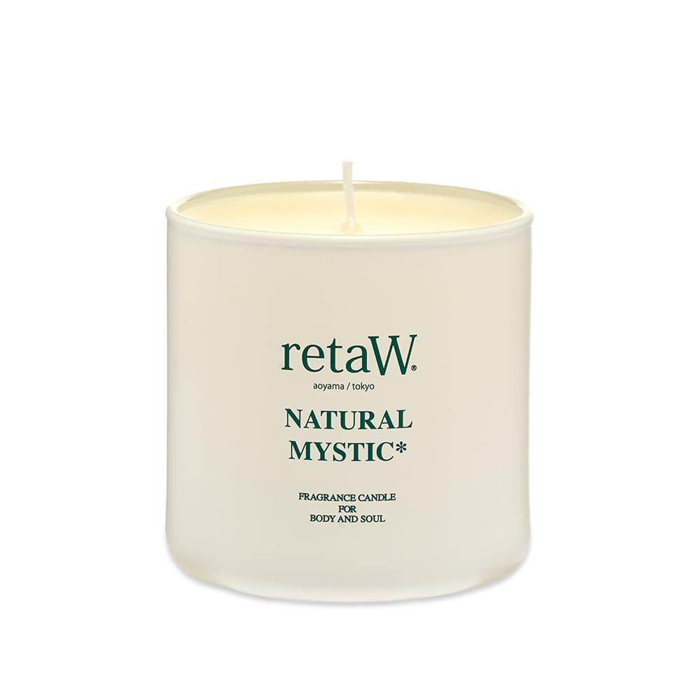 retaW Fragrance Candle - Natural Mystic*