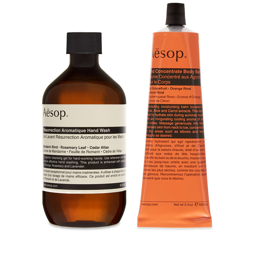 Aesop The Chance Companion Basic Body Care - Assorted
