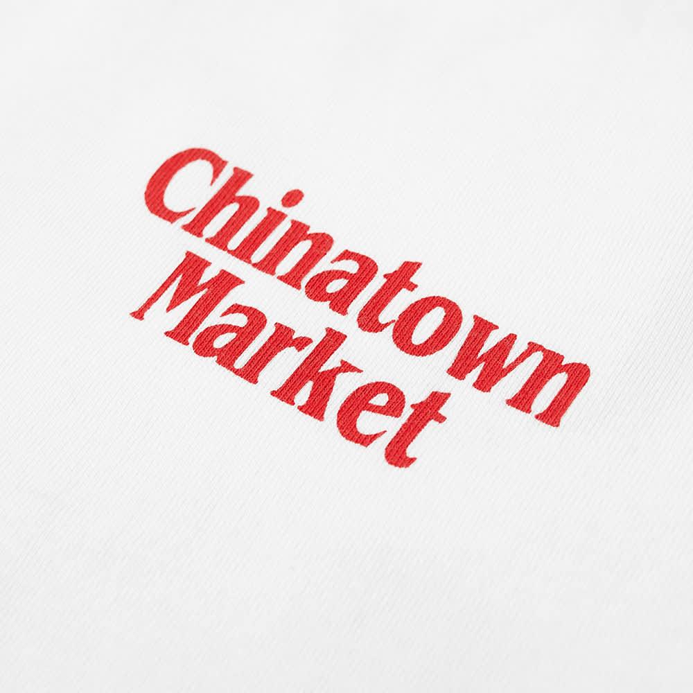Chinatown Market Lawyer Tee - White