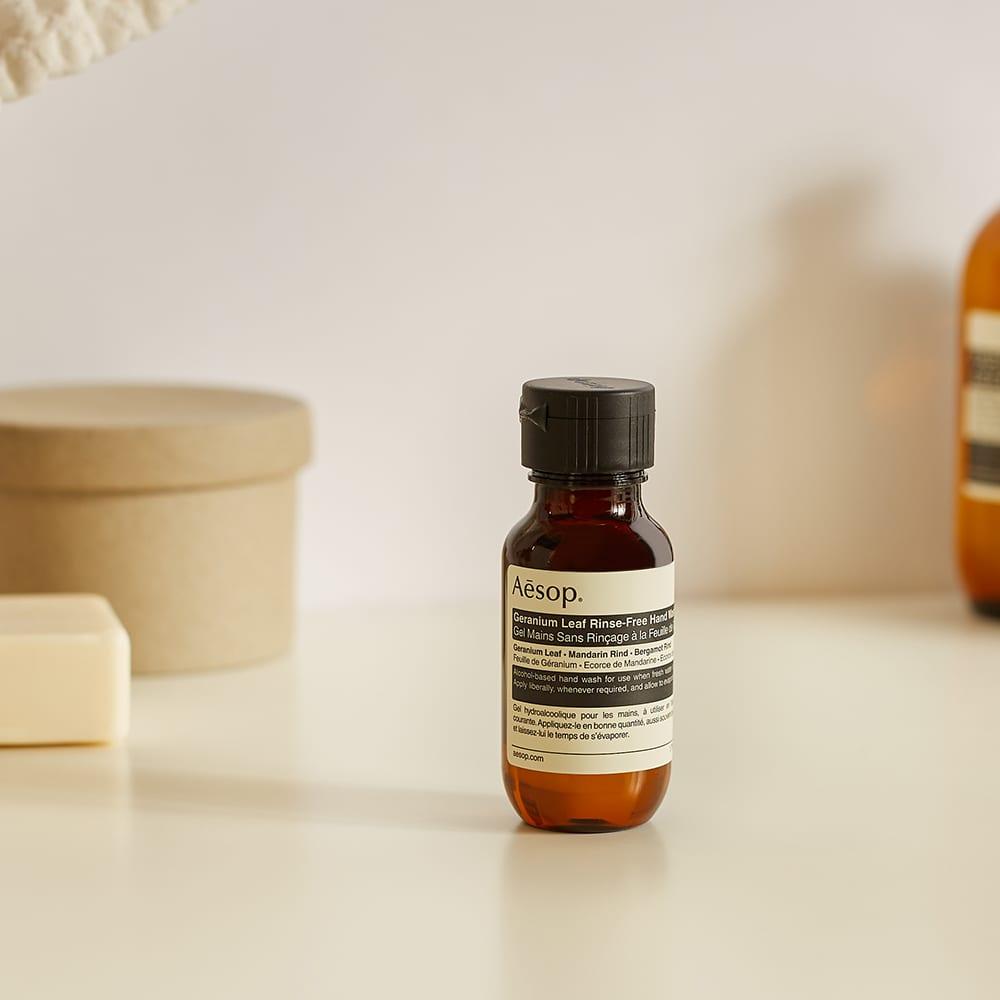 Aesop Geranium Leaf Rinse-Free Handwash - 50ml