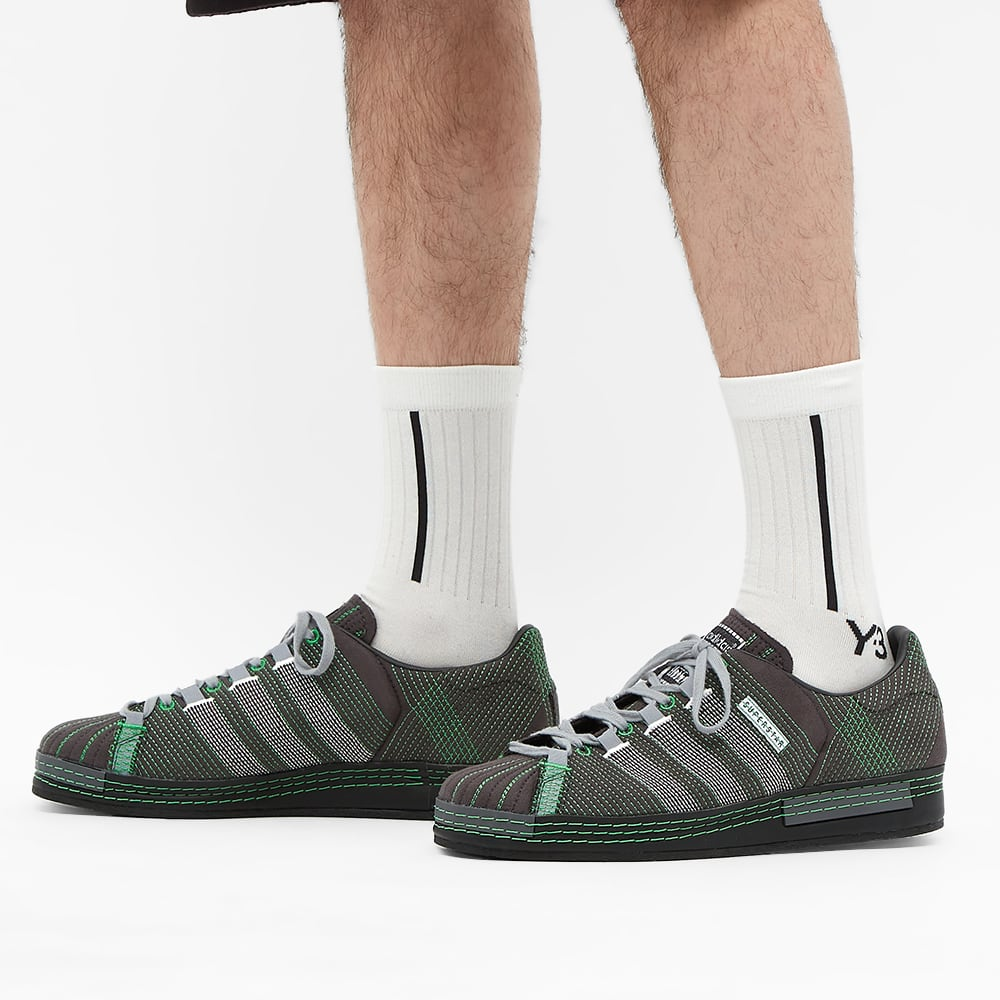Adidas x Craig Green Superstar - Black & Green