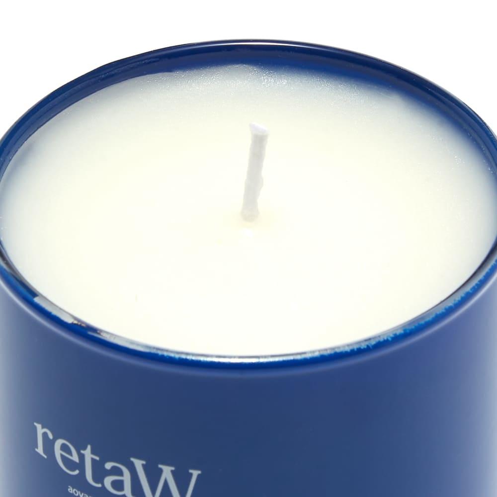 retaW Fragrance Candle - Isley*