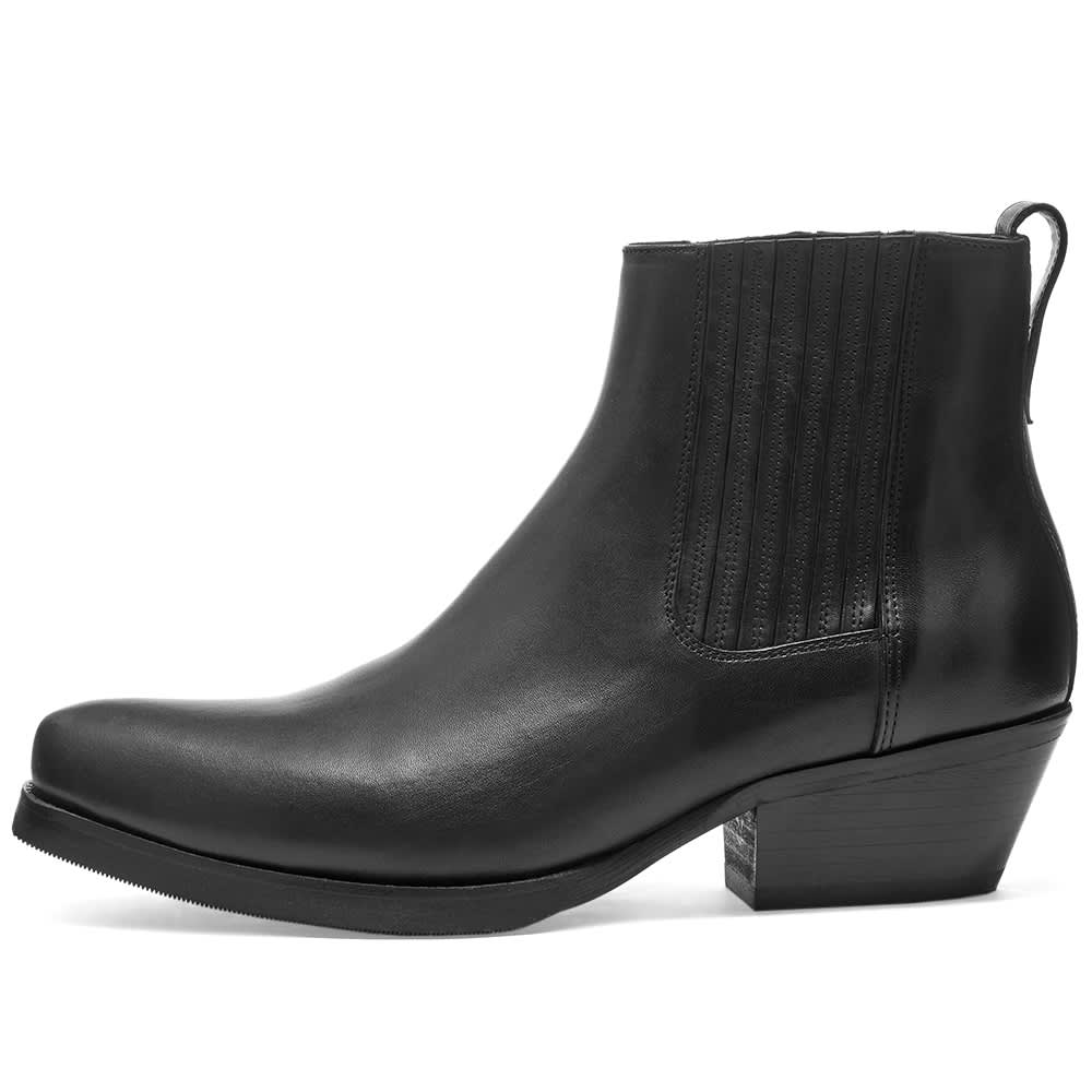 Our Legacy Cuban Boot - Black