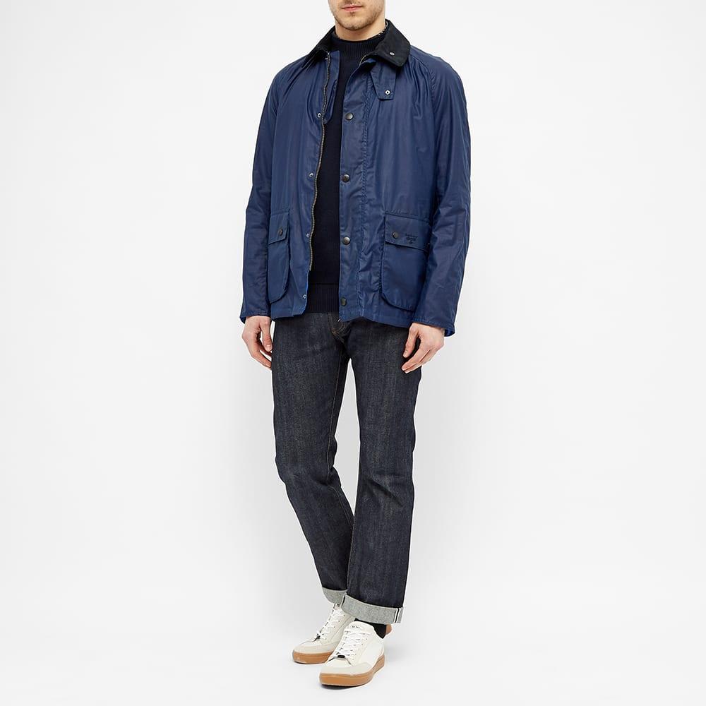 Barbour Beacon Morgan Jacket - Indigo