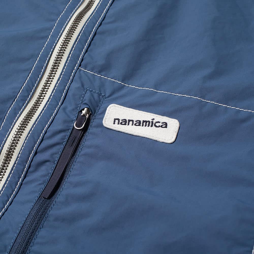 Nanamica Cruiser Jacket - Navy