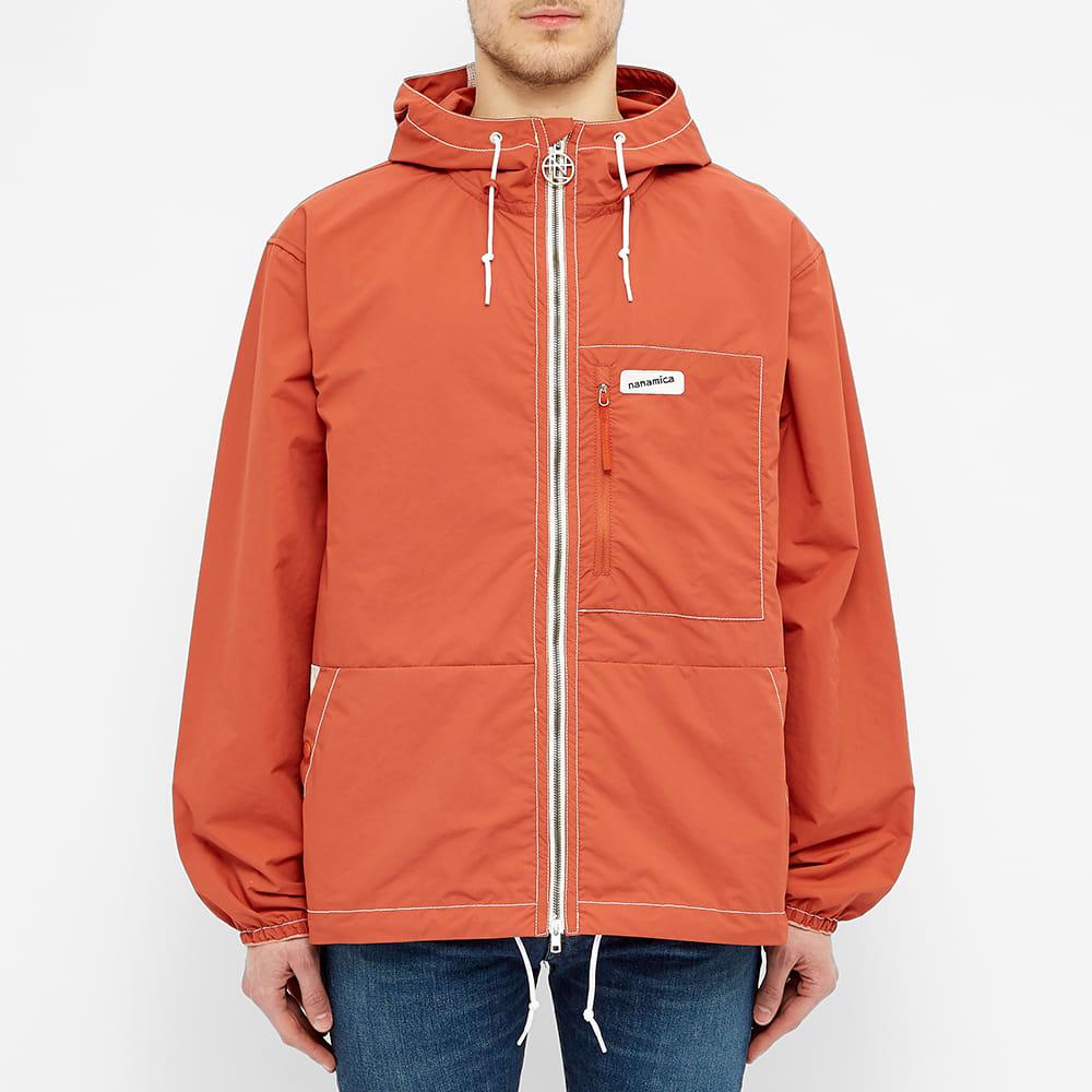 Nanamica Cruiser Jacket - Orange