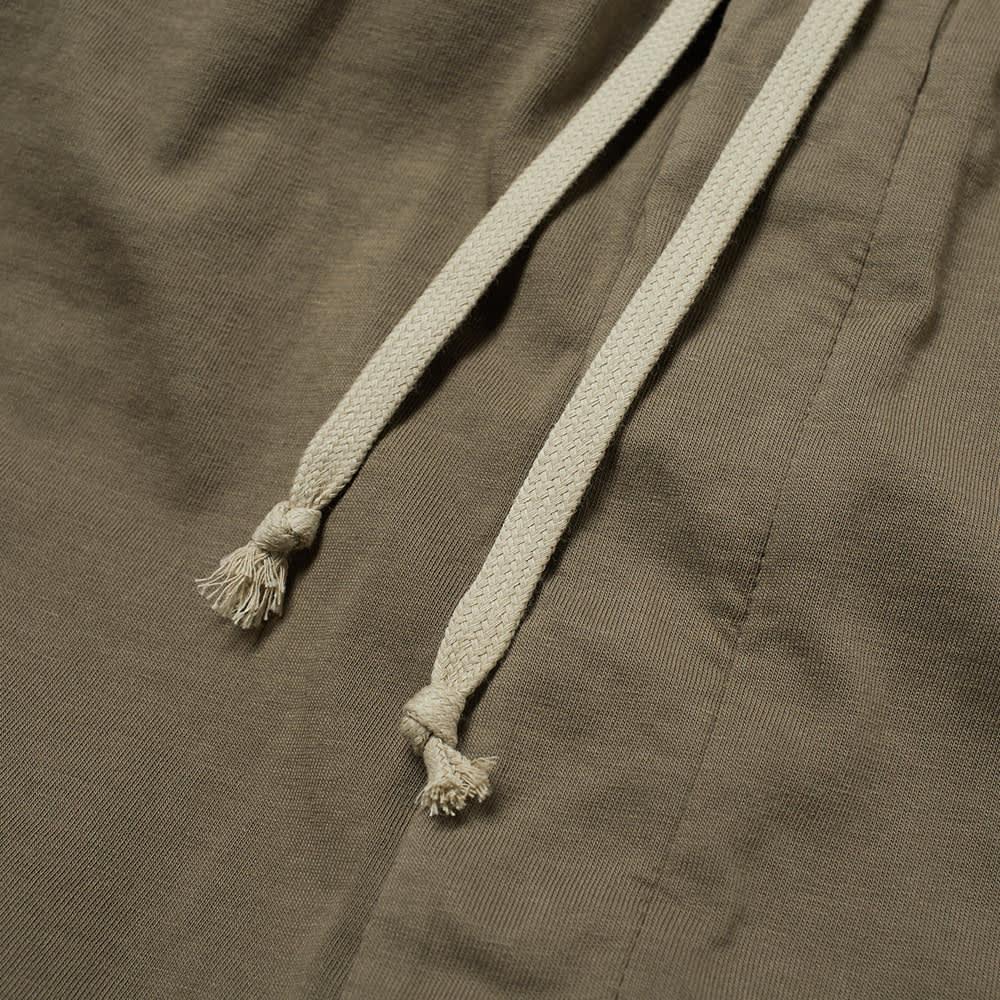 Rick Owens DRKSHDW Drawstring Cropped Pant - Dust