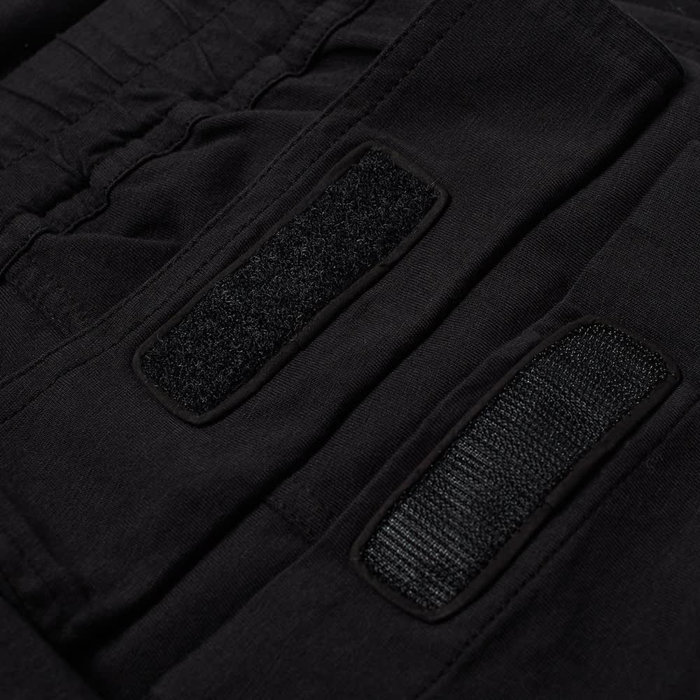 Rick Owens DRKSHDW Prisoner Drawstring Pant - Black