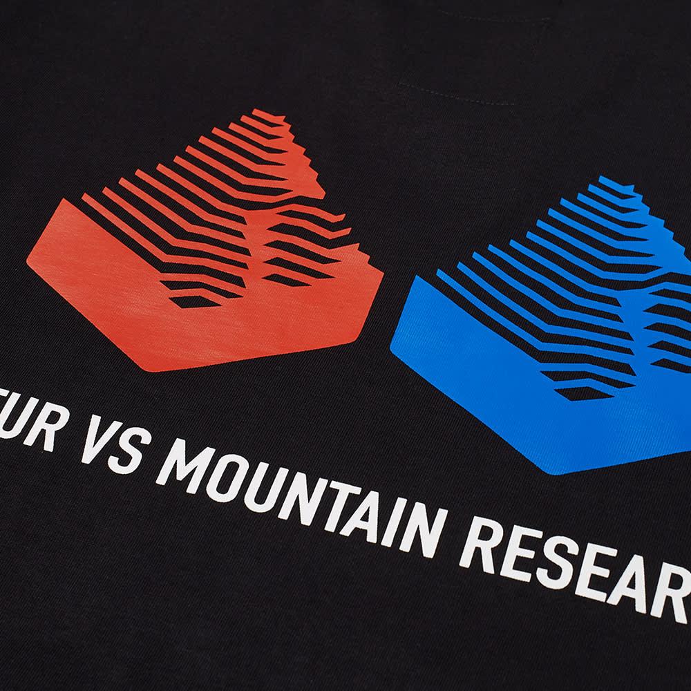 Futur X Mountain Research Logo Tee - Black