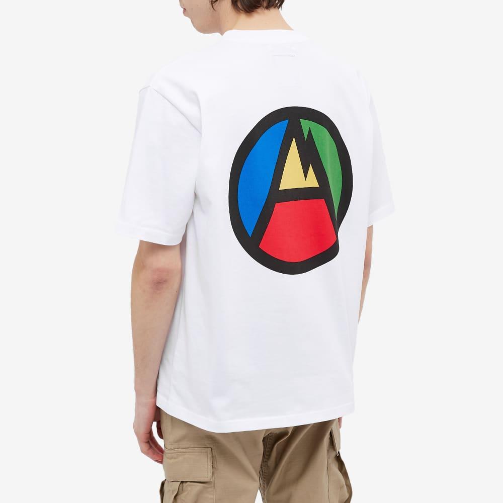 Futur X Mountain Research Logo Tee - White