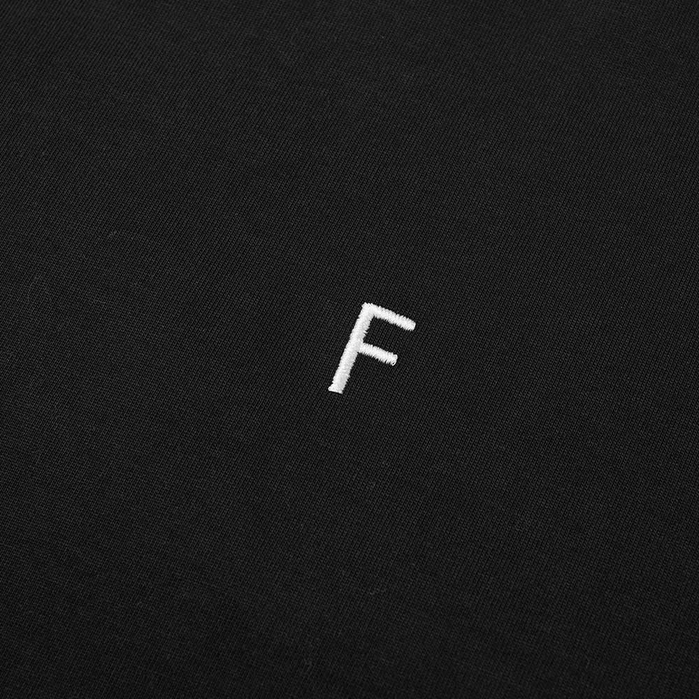 Futur Outline Crew Sweat - Black