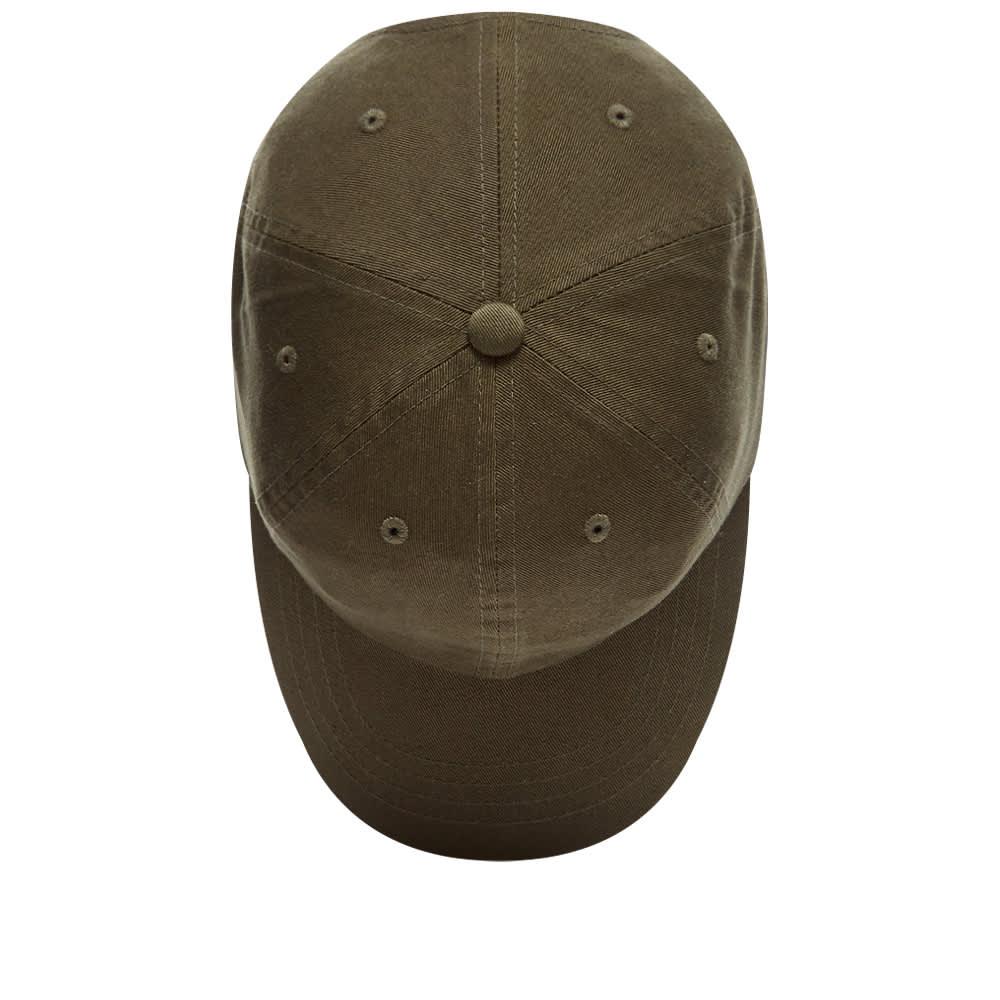NN07 Canvas Logo Cap - Army