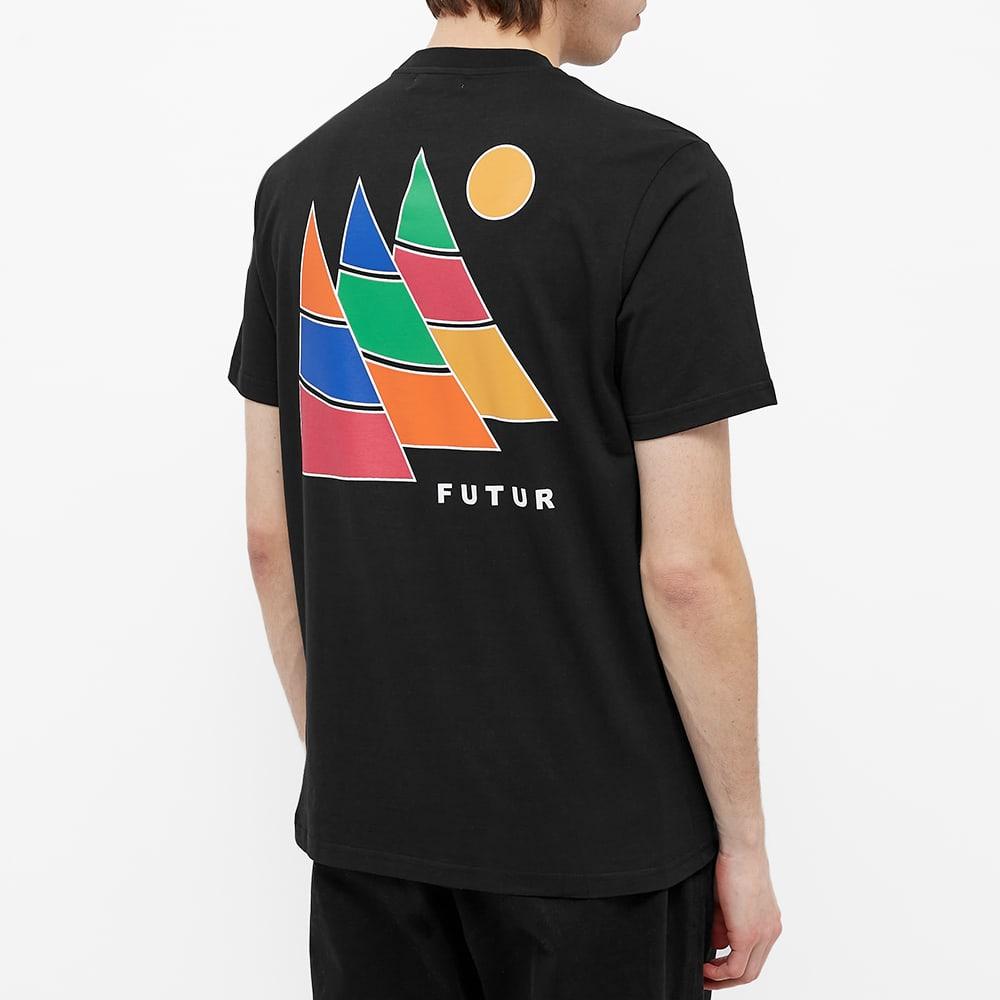 Futur Regatta Tee - Black