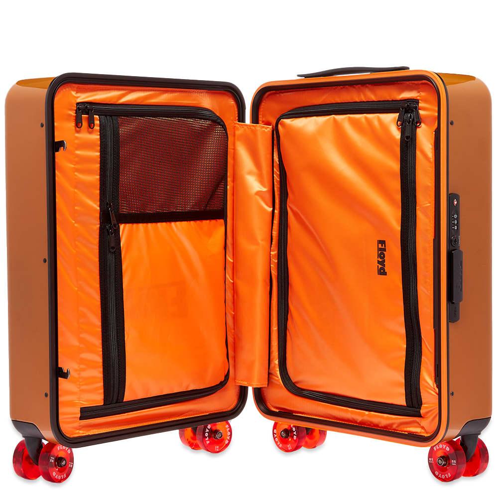 Floyd Cabin Luggage - Sunset Orange