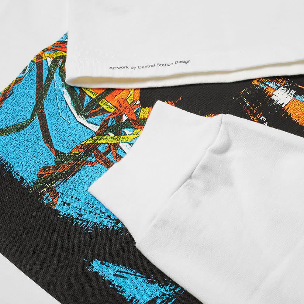 Levi's Vintage Clothing x Happy Mondays Long Sleeve Tee - Tart Multi Coloured