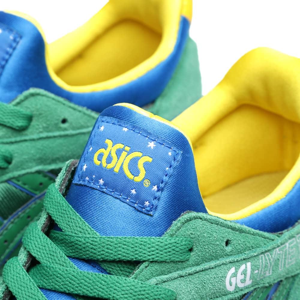 Asics Gel Lyte V 'Brazil' - Green