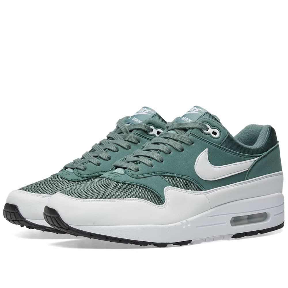 Nike Air Max 1 W Clay Green \u0026 White | END.