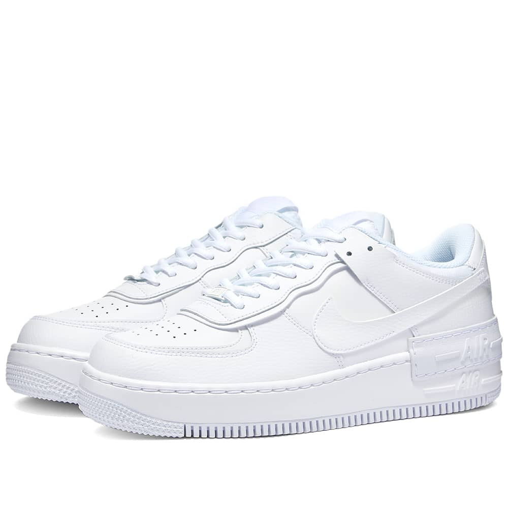 Nike Air Force 1 Shadow W White | Sb-roscoff