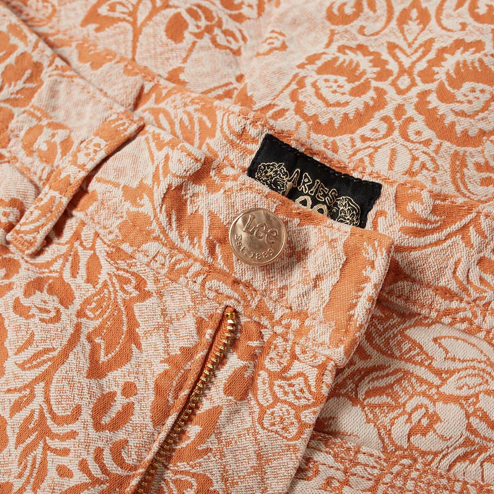 Aries x Lee 191 Carpenter Pant - Rust