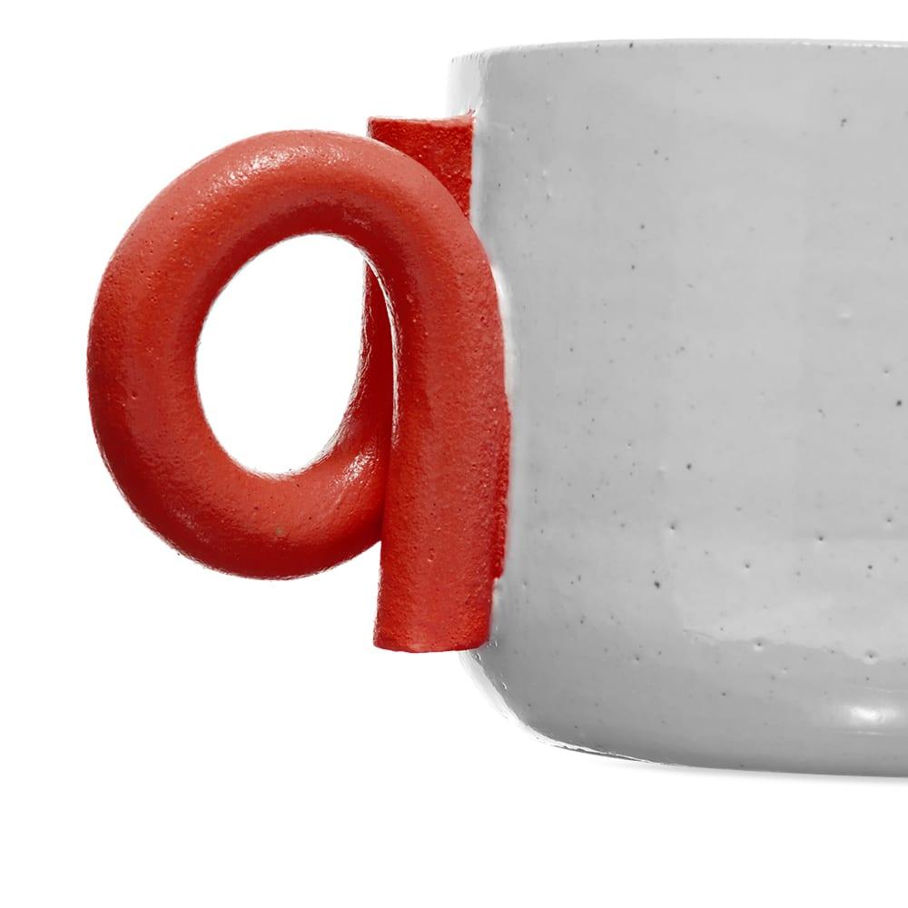 Milo Made Squiggle Mug - Red