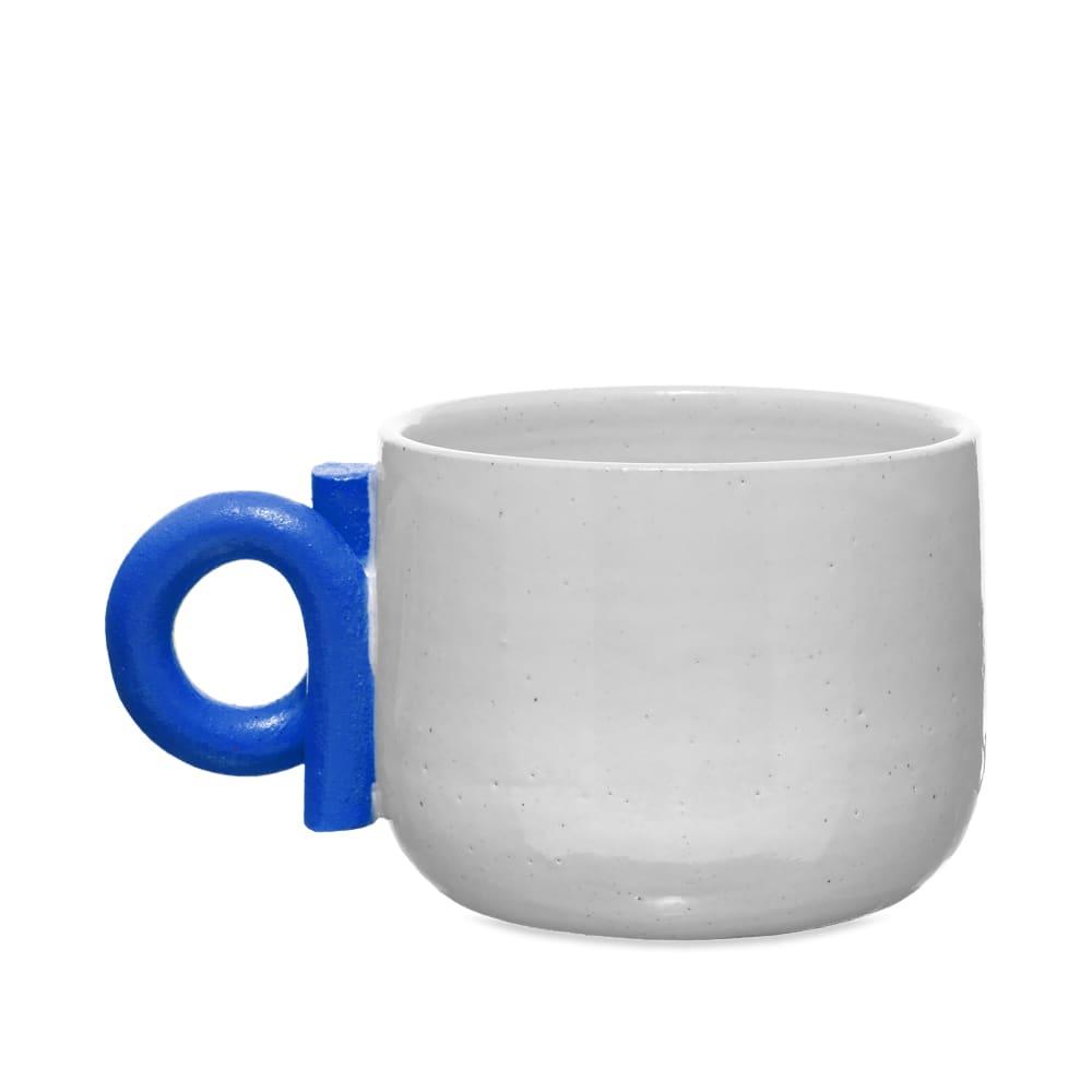 Milo Made Squiggle Mug - Blue