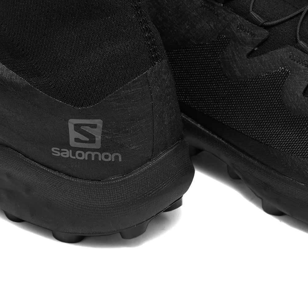 Salomon S/LAB CROSS BLACK LTD - Black