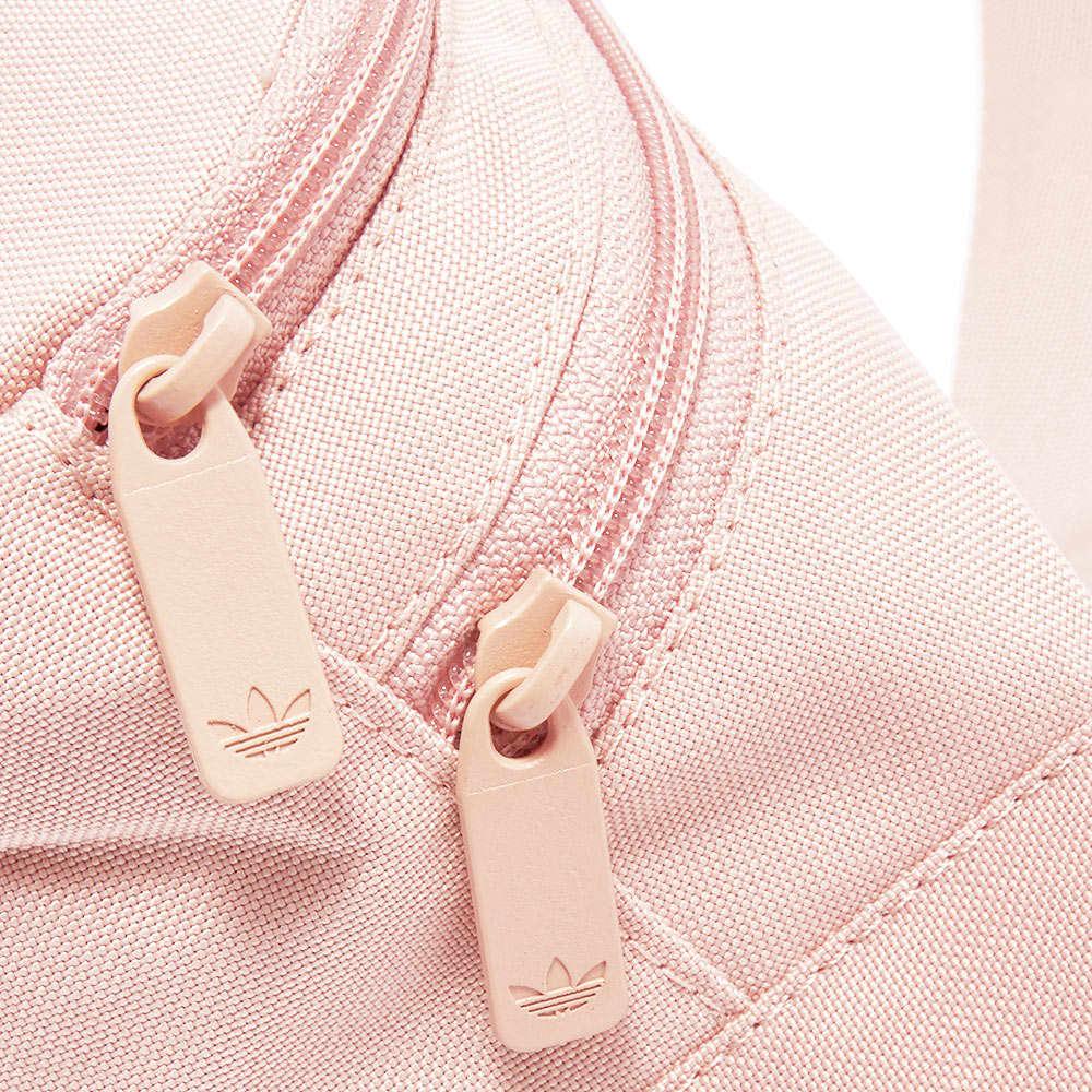 encender un fuego músculo chasquido  Adidas Essential Waist Bag Pink Spirit | END.
