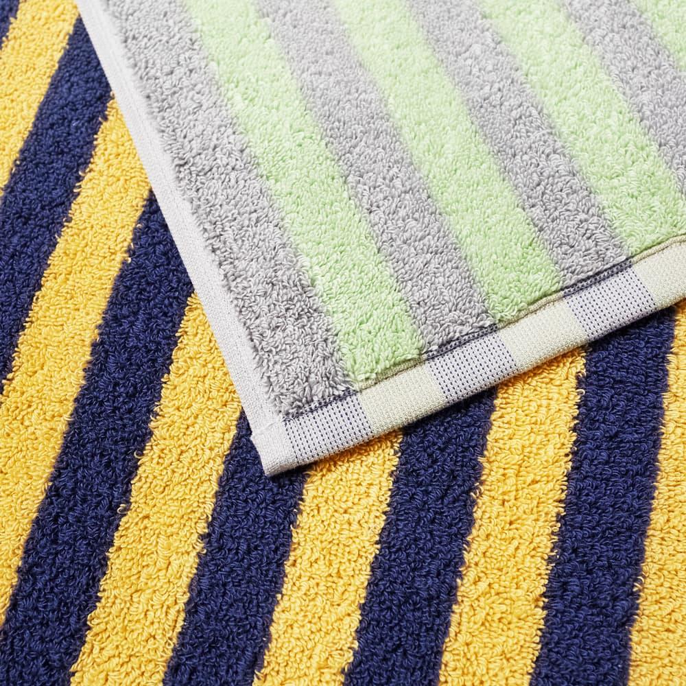 Dusen Dusen Hand Towel - Opal Stripe