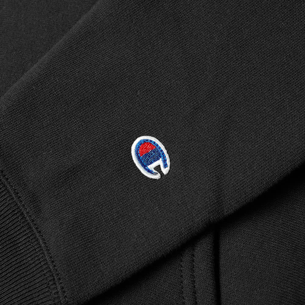 Champion Reverse Weave Classic Hoody - Black