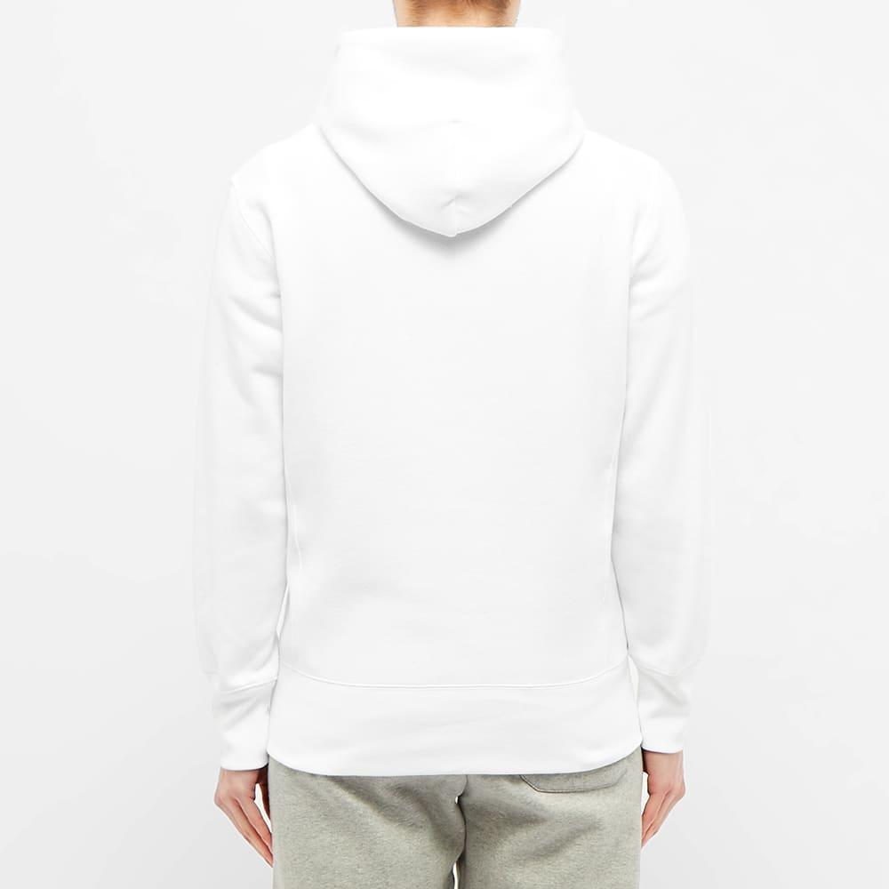Champion Reverse Weave Classic Hoody - White