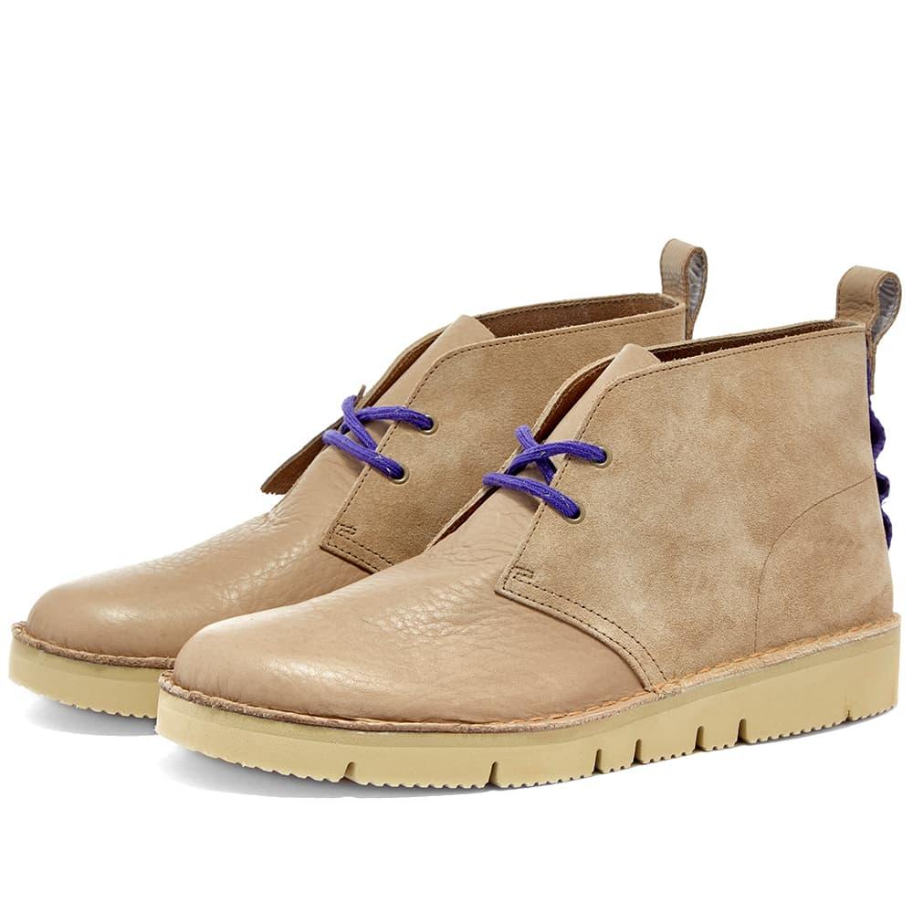Clarks Originals Desert Boot 2.0 - Sand Combi